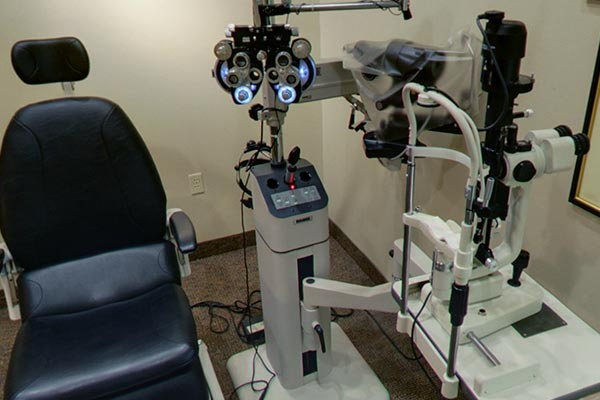 eye exam greensboro nc